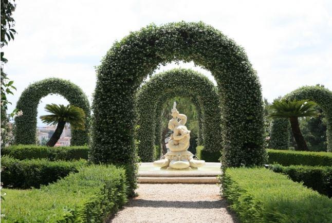 Ватиканские Сады - достопримечательность Ватикана