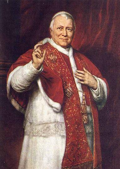 """Папа Римский Пий IX - """"Узник Ватикана"""""""