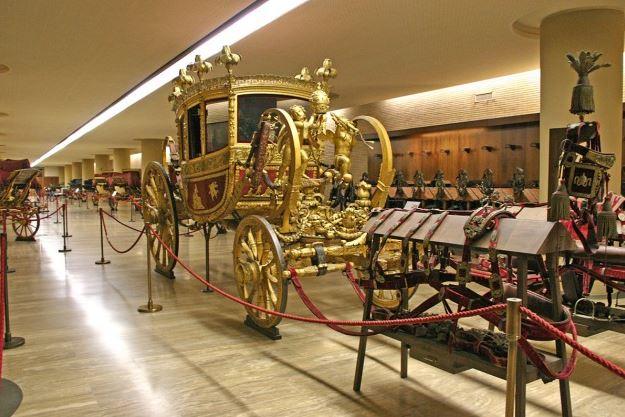 В Историческом музее Ватикана