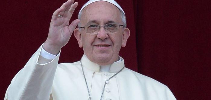Папа Римский Франциск - действующий глава католической церкви и Ватикана