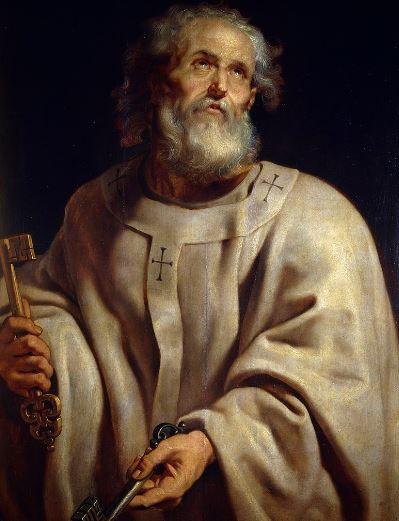 Апостол Пётр- Первый Папа Римский