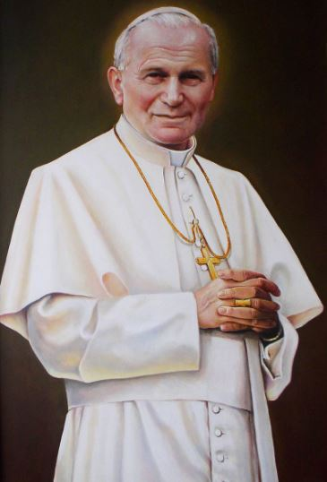 Иоанн Павел II - Римский Папа славянского происхождения