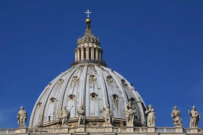 Купол Собора Святого Петра - самый высокий купол в мире