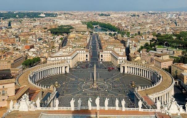 Государство-город Ватикан